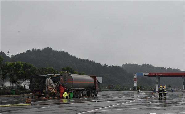 交通部发话:全国范围内重点整治危化品运输