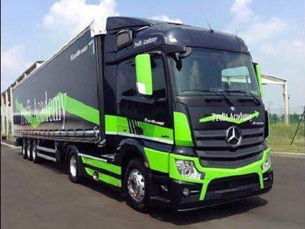 这运气简直了英卡车司机送货途中得知自己中了35万英镑