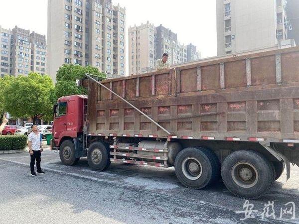 罚款500货车司机加高栏板给货车'增高'交警:违法改装不可取