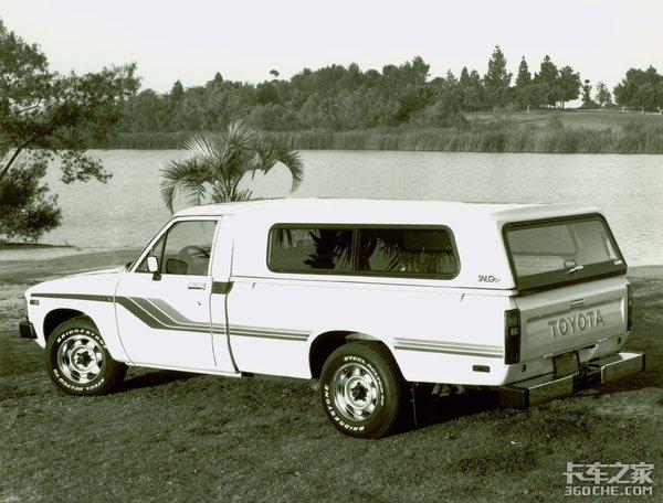 50年造就一代经典,扒一扒丰田HILUX皮卡发展史