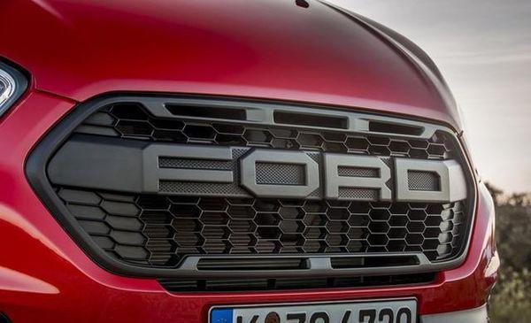 """""""猛禽""""皮卡同款前脸上身福特发布全新MPV车型"""