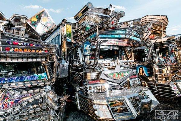 国外16种最夸张的定制改装卡车,哪一个才是你的最爱?