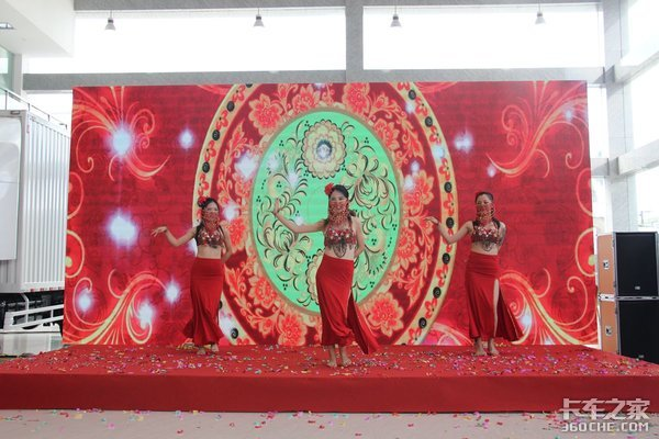 庆铃五十铃国六M系列轻卡暨国六达咖新品上市会(惠州站)