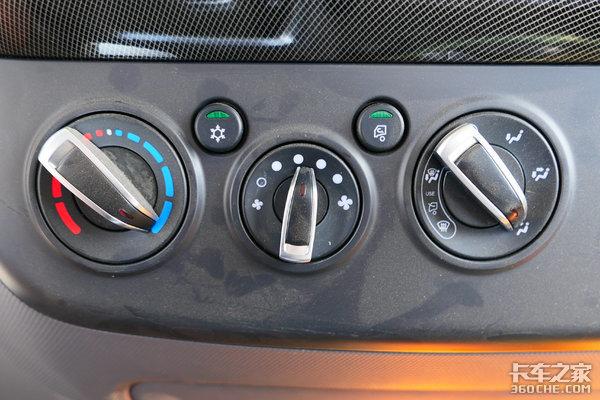 卡车小百科(45):不想变烤箱这样操作迅速降低驾驶室温度卡友都说好