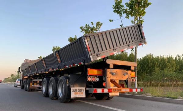 灰熊自卸车教你如何做一款更抗造少维修的自卸半挂!