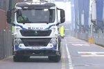 北斗系统部署完成 中国重汽卡车的定位精度能到厘米级