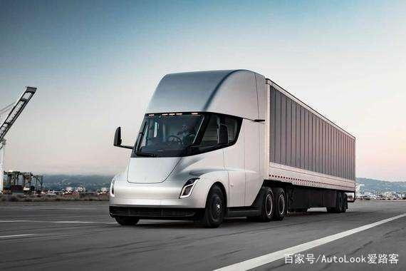 特斯拉的野心 首款电动卡车将批量生产