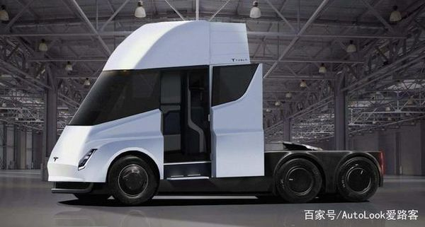 特斯拉的野心首款电动卡车将批量生产