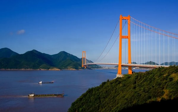 又有大桥涡振了?舟山一跨海大桥晃动约70分钟目前已恢复通行