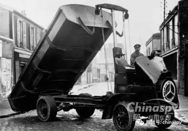 关于垃圾车的前世今生你有过了解吗?
