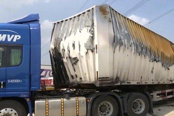 被索要近2万拖车费后续:卡友又被索要万元垃圾清理费、千元沥青费