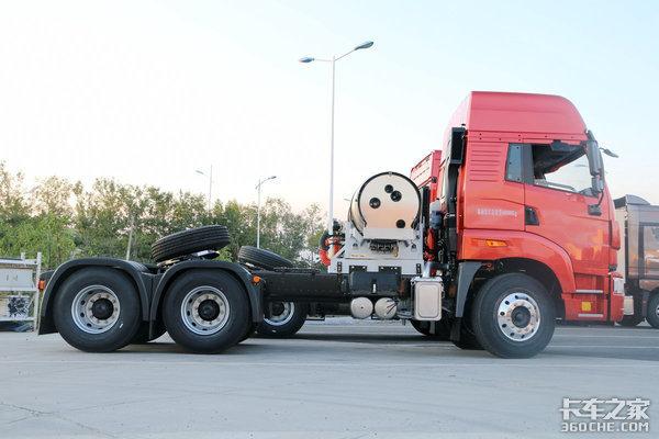 老司机选车(29):长续航、高承载,双驱LNG煤炭运输牵引车咋选