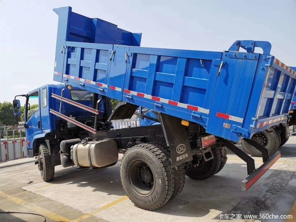 深圳:7月1日起对轻型柴油自卸车限行