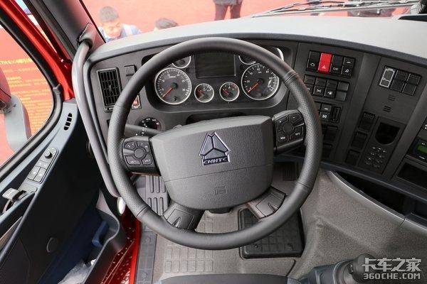 车市速看:老板招司机更容易!自动挡配液缓的重汽T7H
