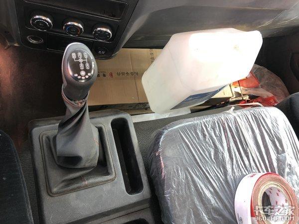 平顶排半驾驶室+轻量化底盘,陕汽L3000载货车更擅长中短途运输