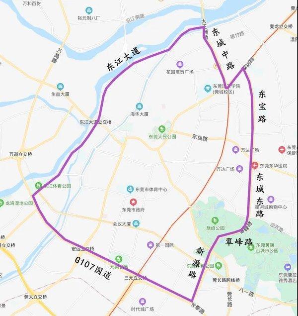 东莞:外地货车禁行升级,8月1日起实施