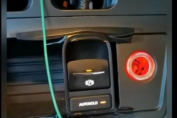 能帮助坡起也能紧急制动搭载电子驻车制动的解放J7来了!