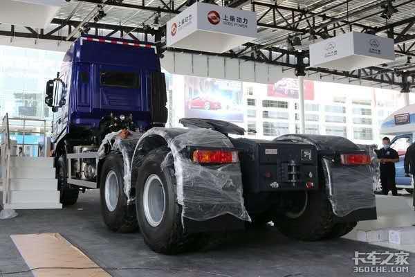 比手动挡省油,还能拉重载,4款国产自动挡牵引车你选谁?