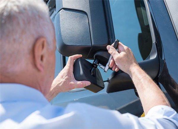 转弯盲区?不存在的,大陆集团推出转向盲区侦测系统,提升行车安全