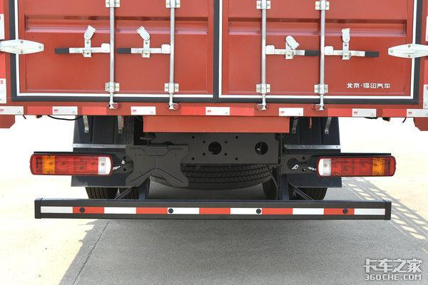 卡车新体验(16)福田中卡市场再添新兵高顶双卧的欧航来了!