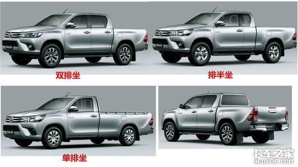 这就是丰田Hilux皮卡的真正实力,如果引进国内你会买吗?
