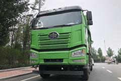 渣土清运新利器 详解解放J6P 8x4自卸车