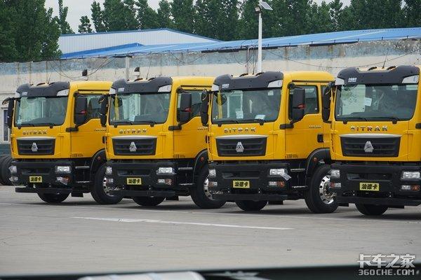 汕德卡推出4x2载货车售价超过22万元高端市场会买单吗?