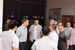 众志成城  北汽昌河打响防洪抢险阻击战