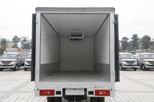 冷链专家抢鲜到家T50S冷藏车首批发运