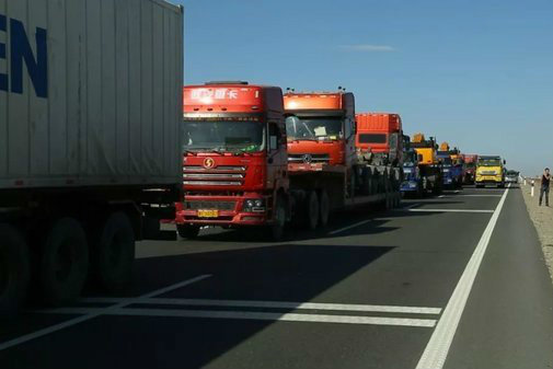 国四及以上货车才有资格!德州发布市区通行证网上申领要求