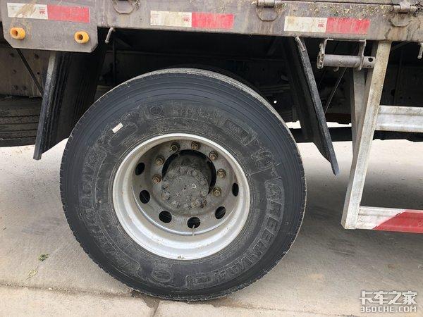 全款买的解放JH67米7载货车咋样?车主:赞!油耗和6米8车差不多