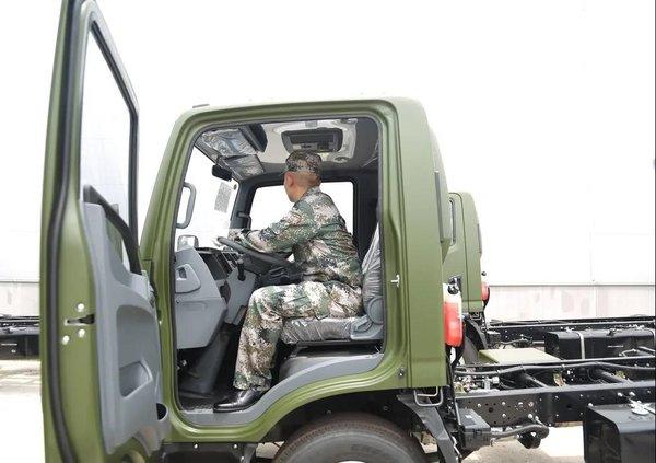 首战用我,强筑国防――上汽轻卡军车积极投身三军建设!