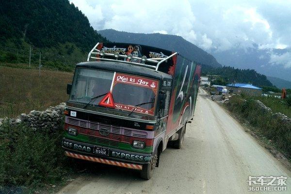 罚款最低12元交警不敢乱罚款运价司机说了算尼泊尔是货运天堂?