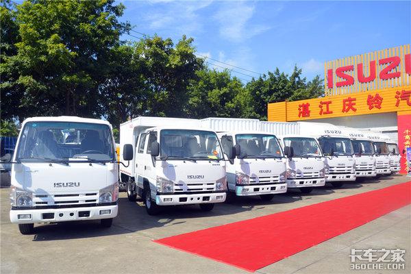全新庆铃国六TAGA达咖皮卡湛江正式上市