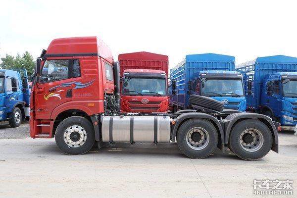 车市速看:自重仅7.6吨+黄金动力上身400马力的悍V2.0干啥都合适