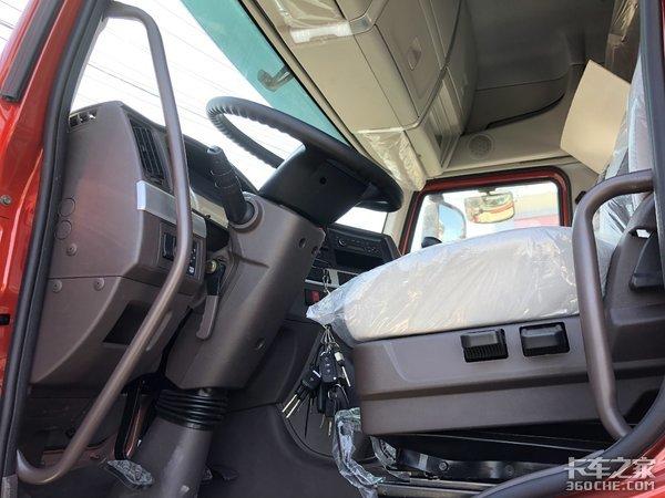 从驾驶室到底盘柳汽乘龙H5亮点真不少