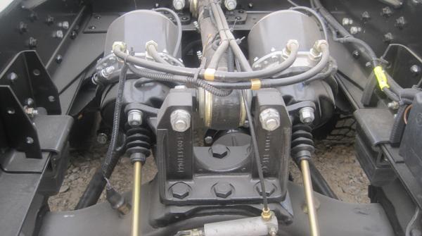卡车小百科(51):驻车行车制动二合一双腔制动气室原来这样工作
