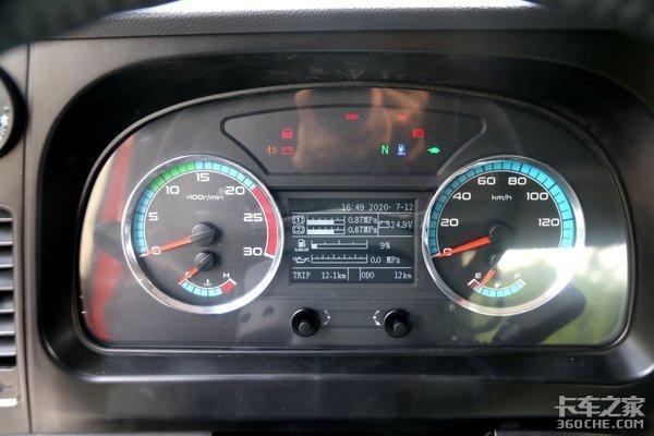 500马力+8.3自重三一朱宏版车型多图详解