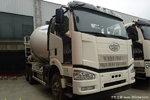降价促销 解放J6P混凝土搅拌车仅42.8万