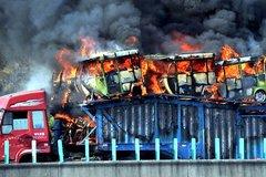 货车着火事故频发!细数车辆自燃的诱因