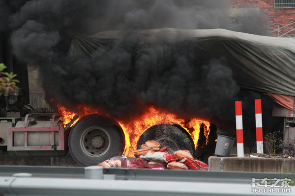 多起货车着火事故!细数车辆自燃的诱因如何规避看这里