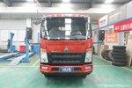 降价促销 中国重汽悍将载货车仅售11万