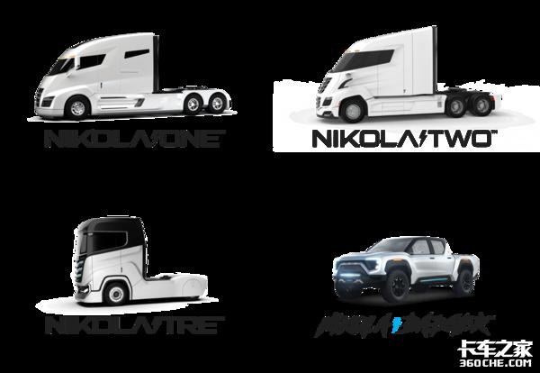 氢燃料电动重卡比燃油车更划算?看看美国尼古拉是如何计算的