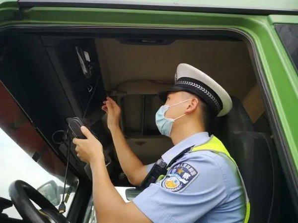 第三次全国、全省统一行动日!广东东莞重拳整治危化品运输车