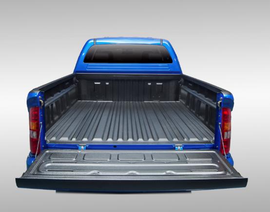 能拉货跑得快康明斯柴油机+平地板货箱拓陆者E5重载版即将上市