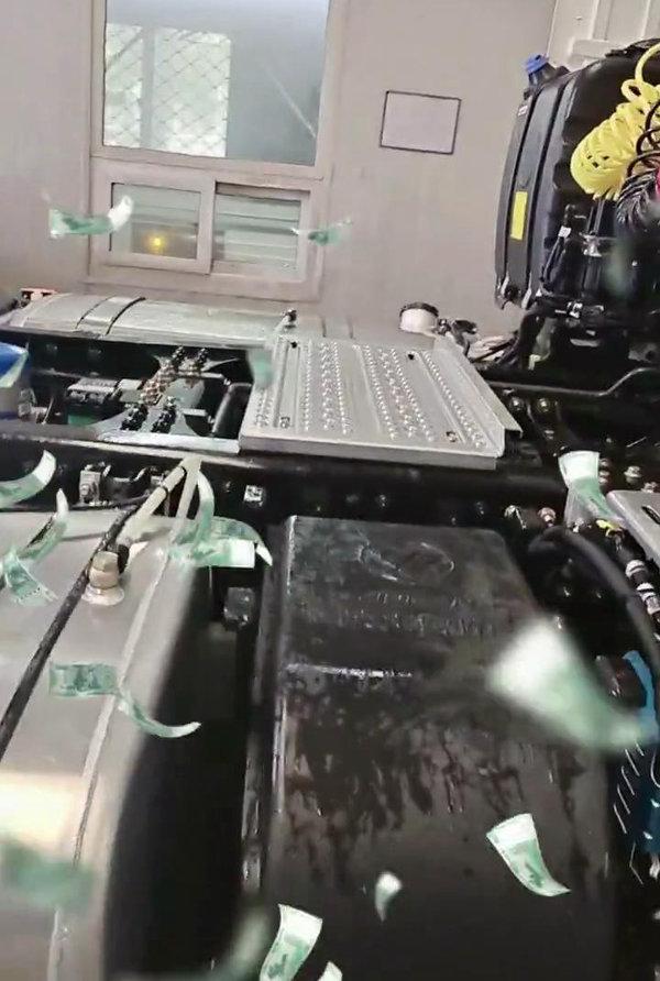 欧曼EST新车谍照曝光外观或将重大调整