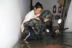 江淮轻卡闻汛而动  风雨中彰显企业担当