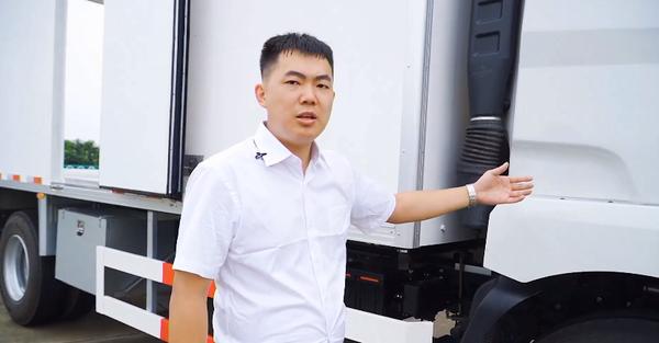 江淮格尔发A5X载货车直播抢购圆满收官