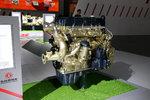 车市速看:5-13L 240-580马力 东风龙擎动力布局中重卡市场全阵营