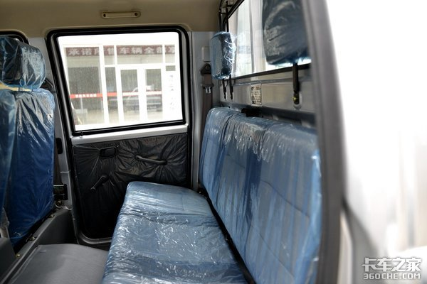 客货两用的城乡运输必备神器!黑豹G6满足家用与致富的选择